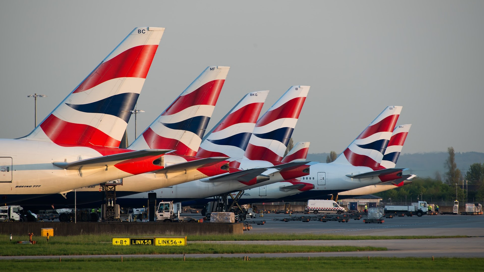 British Airways has some good news and bad news about its