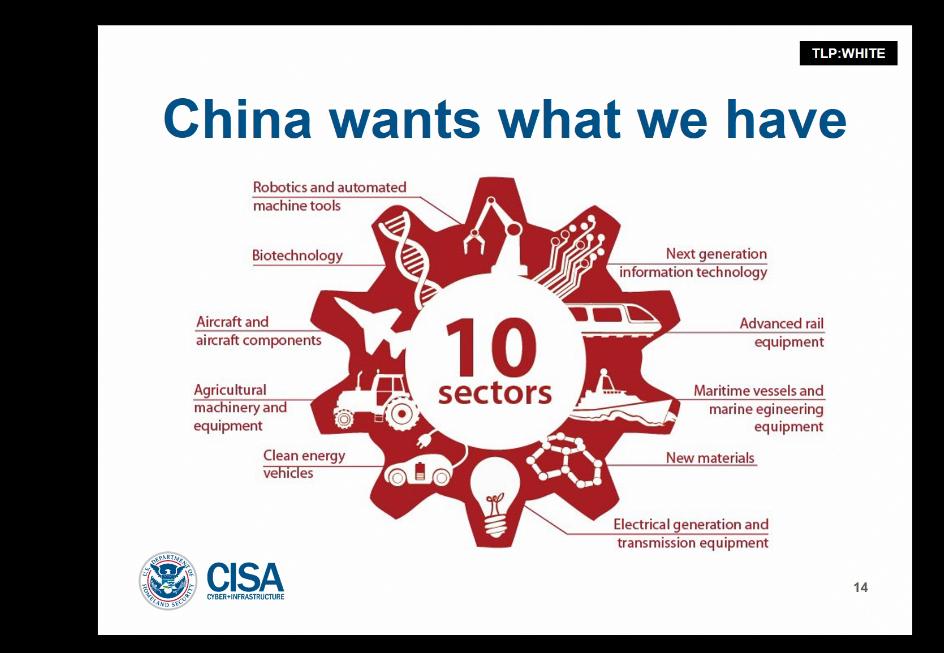 DHS China webinar February 2019