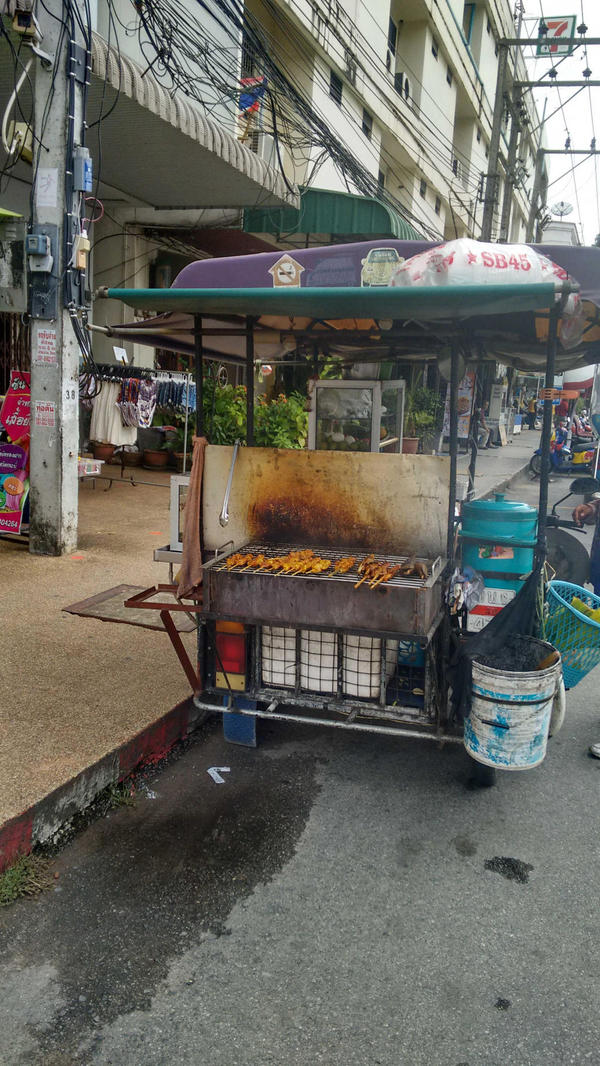Riding down Krabi: Uncertainty takes getting used to, but an
