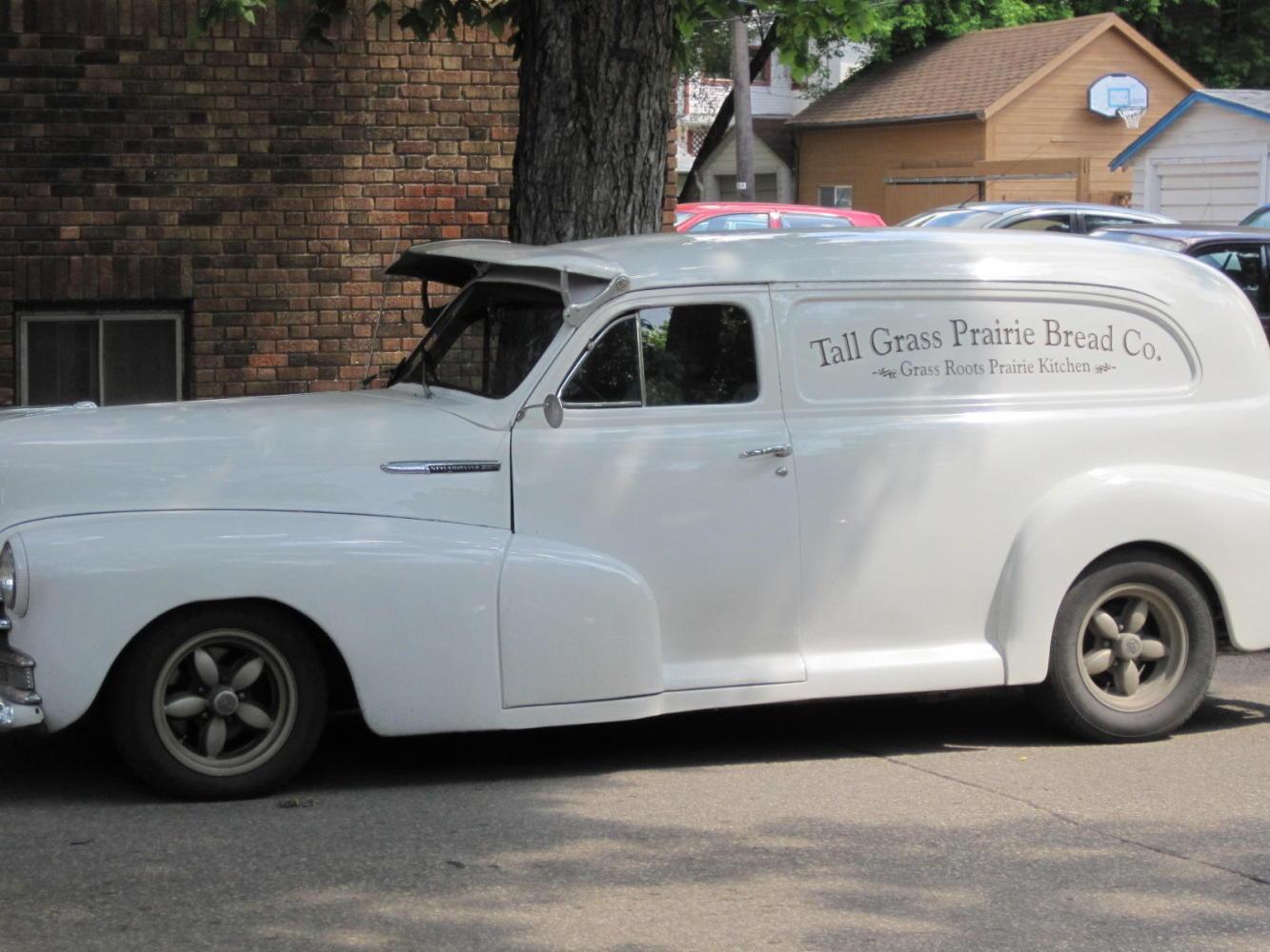 Day 55 Winnipeg, Manitoba: Urban Cowboys - Grampies on the Go ...