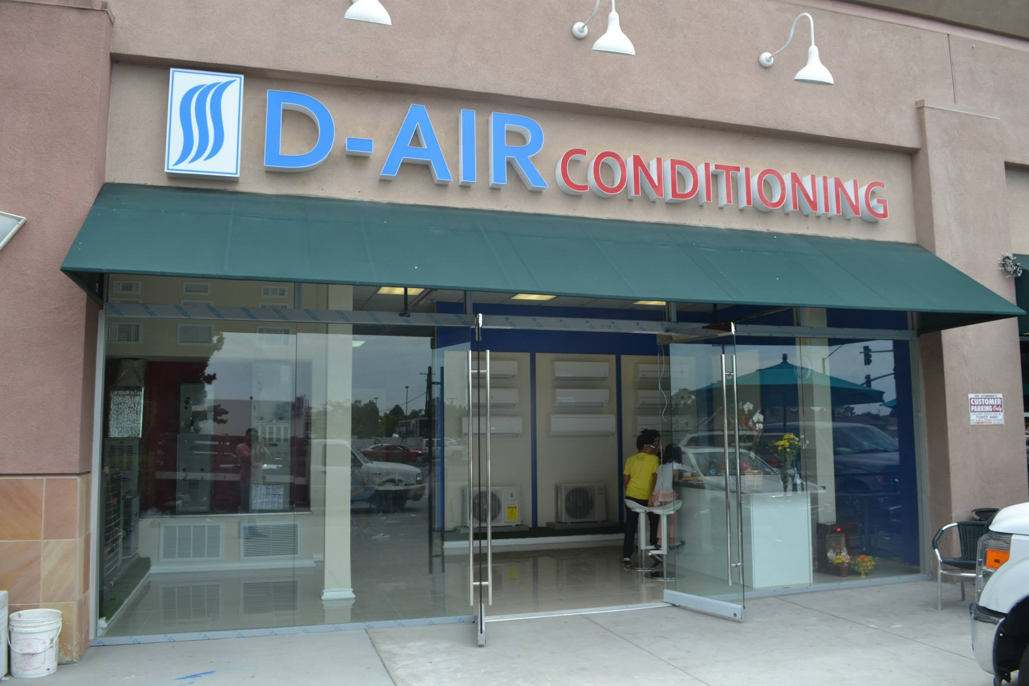 D Air Conditioning