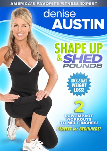 About Denise's DVDs - Denise Austin
