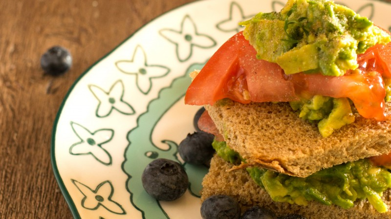 Fit + Fab Challenge: Avocado Toast Recipe