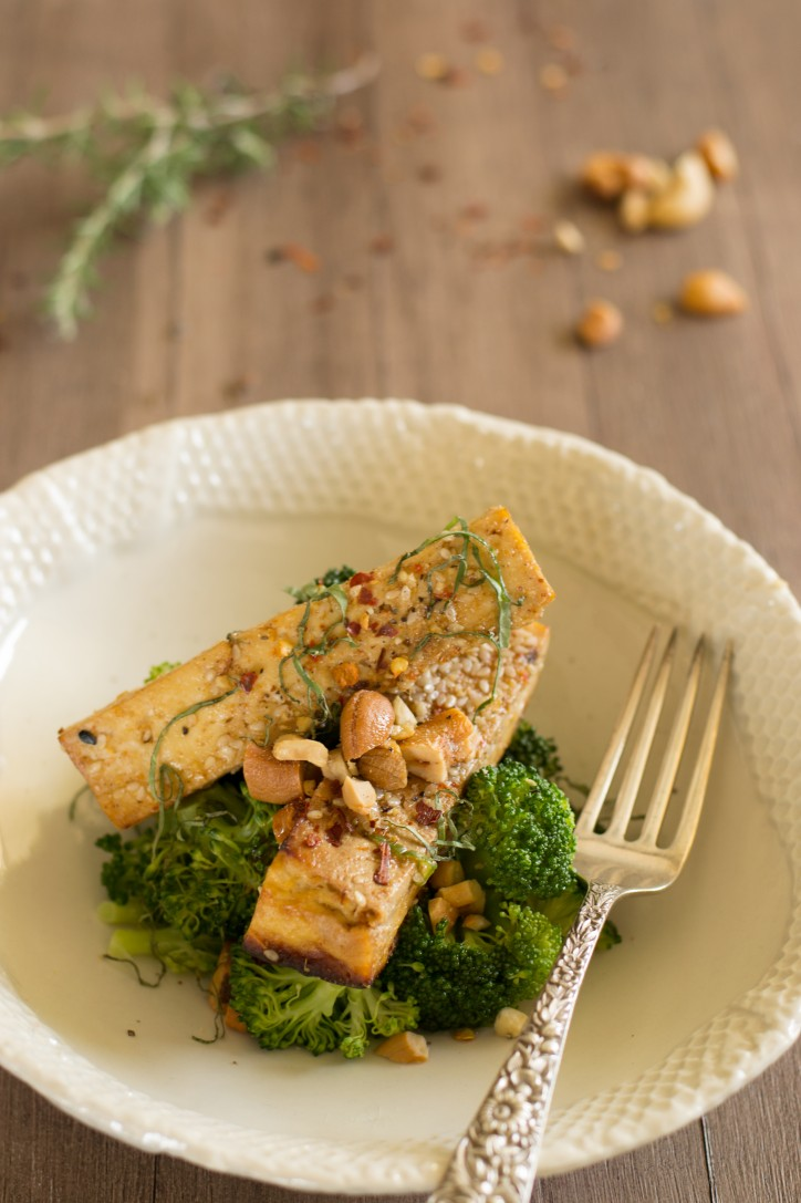 Whole Foods Golden Sesame Tofu Nutrition