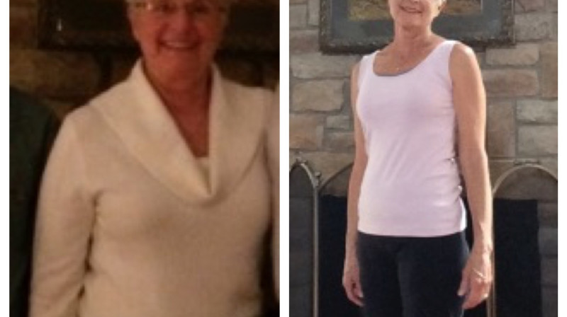Fitness at ANY age!  Elizabeth's Inspiring Story
