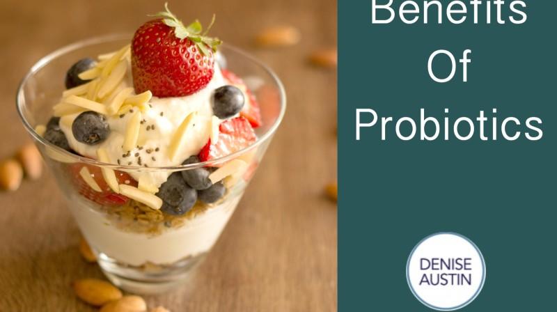 Ask Denise:  Should I Be Taking A Probiotic?