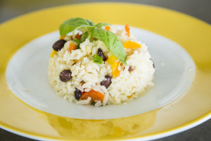 Caribbean Rice Salad