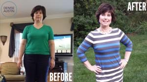 Laurie's 25 Pound Transformation - Denise Austin