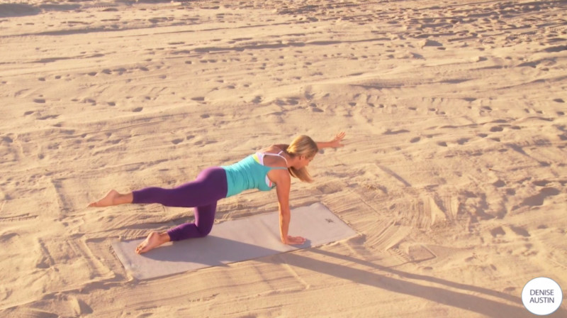 Workout Wednesday: Yoga Extended (4 min)