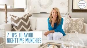 7 Tips to Avoid Nighttime Munchies
