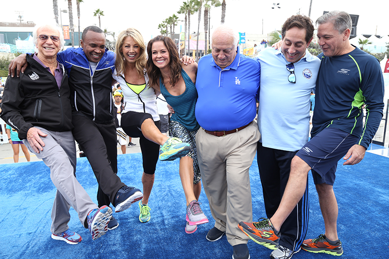 Skechers Friendship Walk - Denise Austin