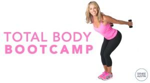 Total Body Bootcamp - Denise Austin