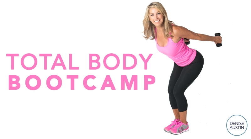 Total Body Bootcamp - Denise Austin