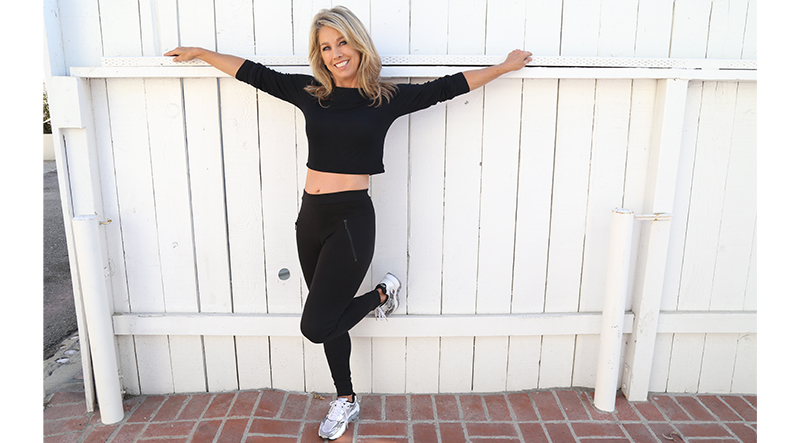 5 easy body blitzes - denise austin