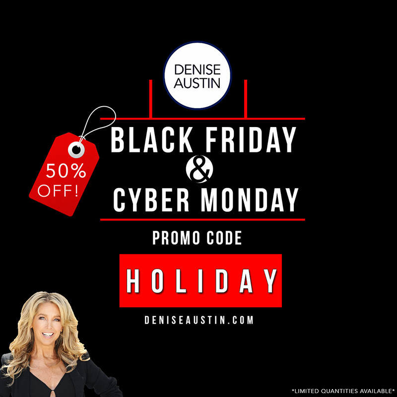 Black Friday - Denise Austin