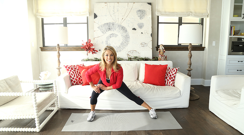Holiday Workout Blitzes - Denise Austin