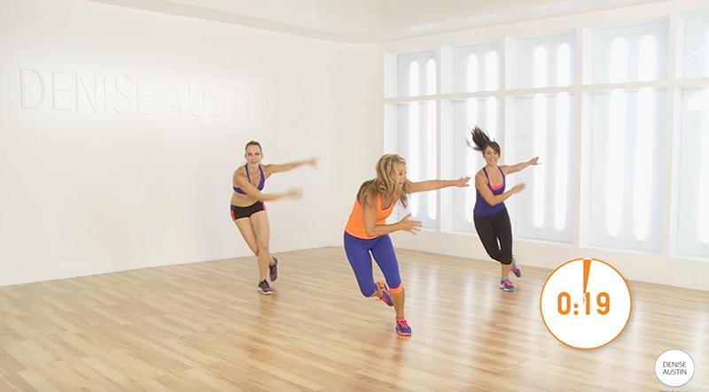 #WellnessWednesday Cardio Tabata Extended Workout!