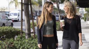 Denise Austin and daughter, Katie Austin - Reasons To Smile