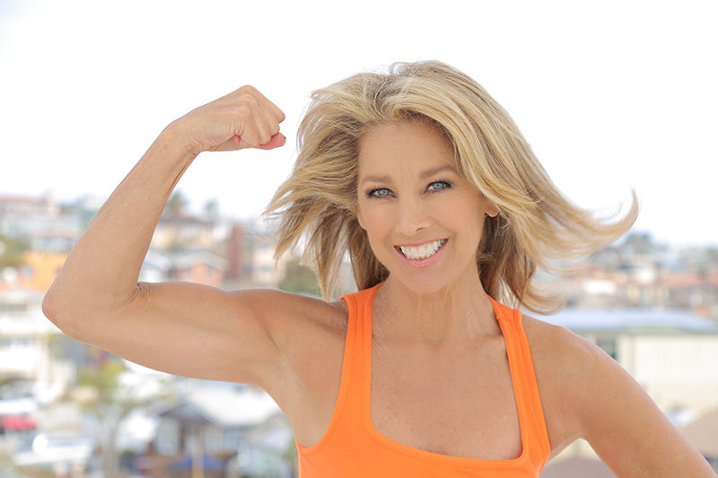 denise austin diabetes prevention world health day