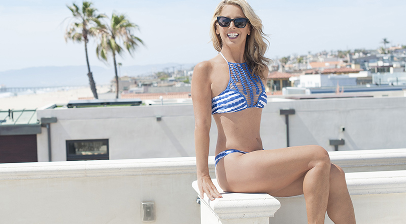 denise austin fourth of july