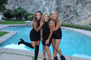 Denise Austin Recharging Her Soul By Spending Time With Her Daughters