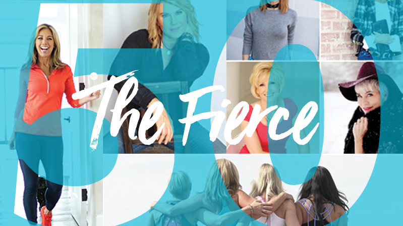 The Fierce 50 Movement Starts Today
