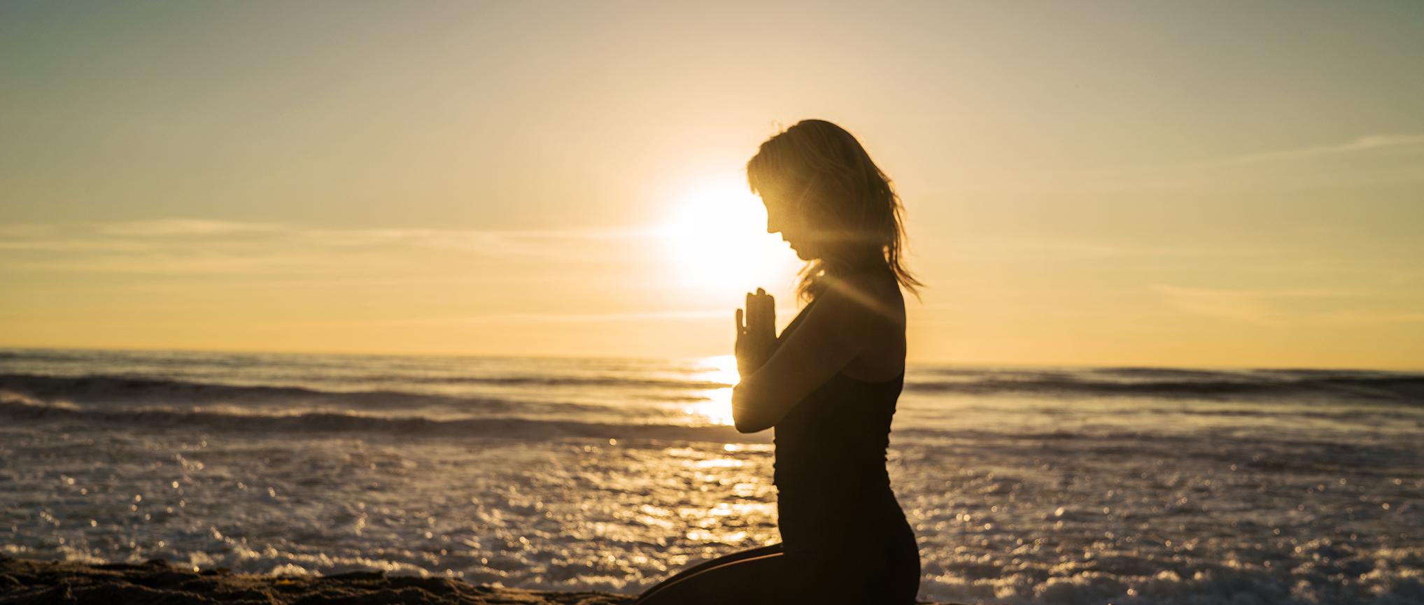 Denise Austin Meditation