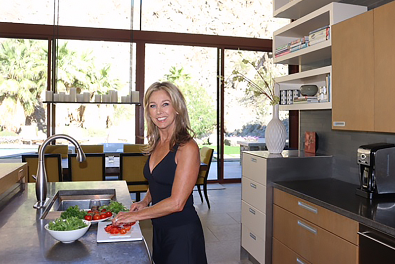 Denise Austin Cooking