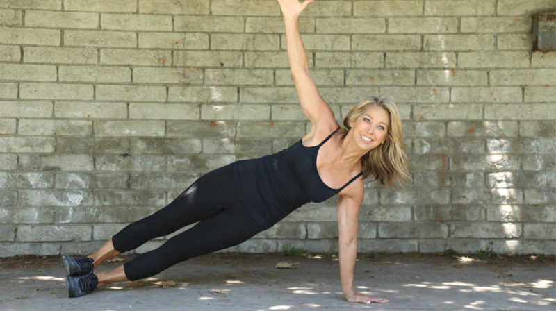Total Body Toning: 2 For 1 Workout