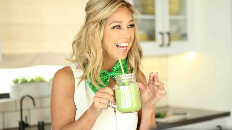 Healthy Green Smoothie Recipe!