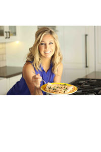 denise-austin-grilled-chicken-with-whole-wheat-pasta
