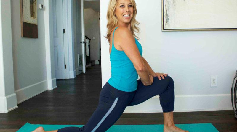 Rejuvenating Yoga Workout