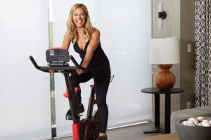 The Echelon Smart Connect Bike | Indoor Cycling | Denise Austin