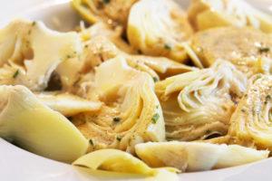 Artichoke-with-Lemon-Thyme-Vinaigrette