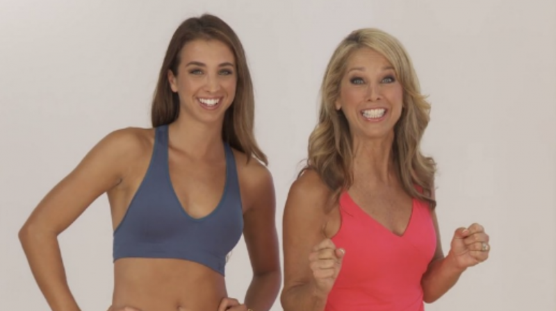 Let's Burn Fat And Calories With This Dance Workout!