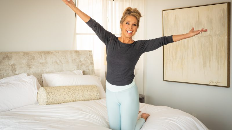 Fit + Fab Challenge: Breathing Exercise: Morning Revitalizer