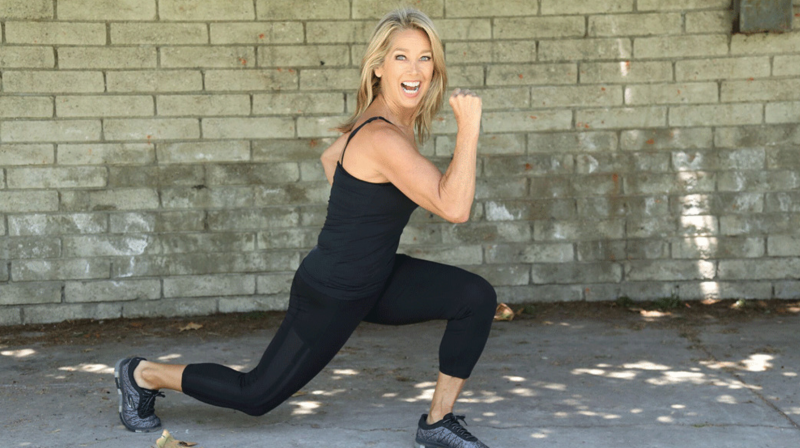 Denise's Tips For Staying Fit and Fab!