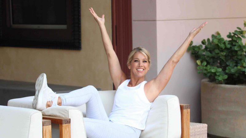 Fit + Fab Challenge: Mood Booster Breathing Exercise