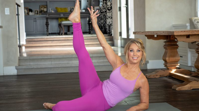 Fit and Fab Yoga Cardio Pilates Workout!