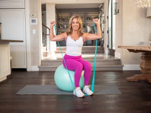 Boost Your Metabolism And Burn Fat! | Denise Austin