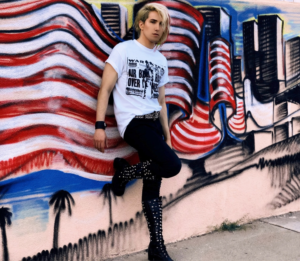 Ricky Rebel - Los Angeles - Hollywood, CA - Music