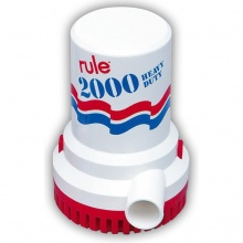 Rule Bilge Pump 2000GPH DC24V