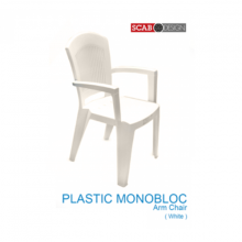 Plastic Super Elegant  Monobloc Chair