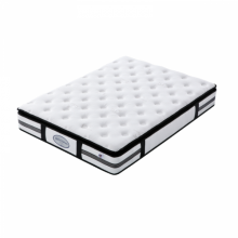 SEAMLESS SPRING ROLLED MATTRESS 5x6.5ft (10inches height) Queen size