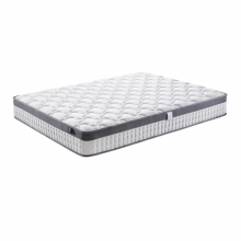 SEAMLESS SPRING ROLLED MATTRESS 120X190X24CM | Double size