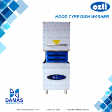 OZTI Hood Type Dish Washer