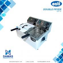 OZTI Double Fryer GN 1/2