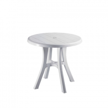 Plastic Round Table Ribalto