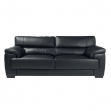 THREE-SEAT SOFA MILLER / L - CHOCOLATE