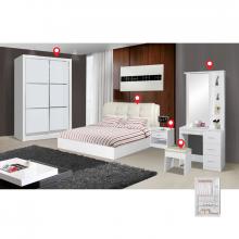 5FT BEDROOM SET (BS-M01Q)